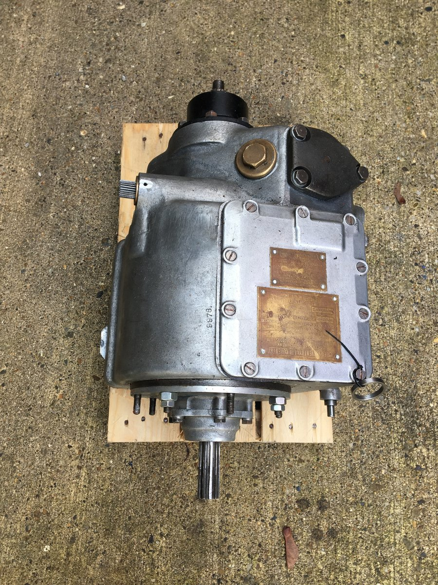 1930 Preselector gearbox For Sale (picture 1 of 4)