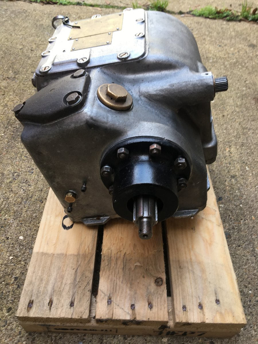 1930 Preselector gearbox For Sale (picture 2 of 4)