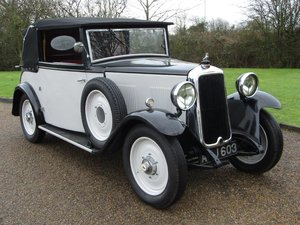 Picture of 1933 Armstrong Siddeley Coupe at ACA 13th and 14th February For Sale by Auction
