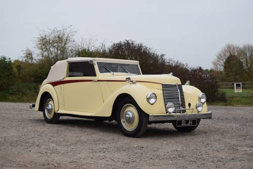 1946 Armstrong Siddeley SOLD (picture 1 of 6)