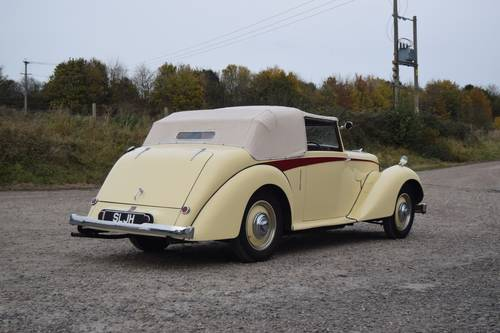 1946 Armstrong Siddeley SOLD (picture 2 of 6)