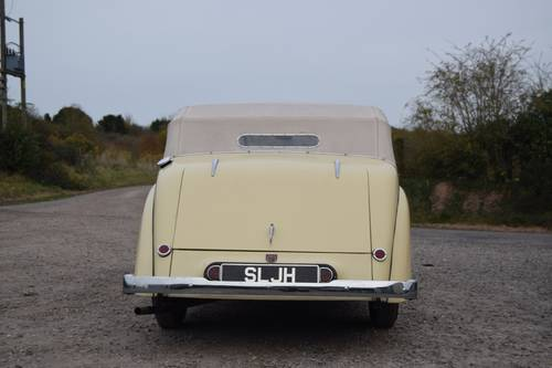 1946 Armstrong Siddeley SOLD (picture 3 of 6)