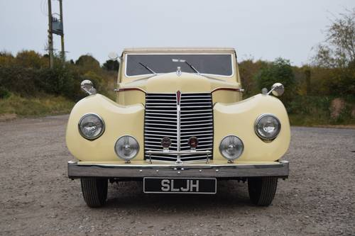1946 Armstrong Siddeley SOLD (picture 4 of 6)