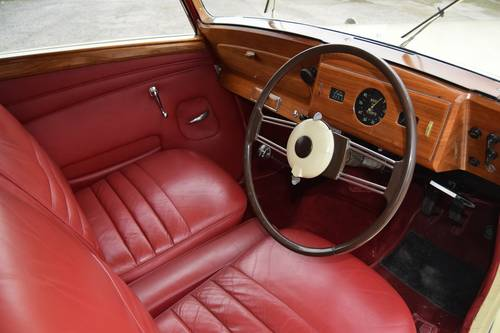 1946 Armstrong Siddeley SOLD (picture 5 of 6)