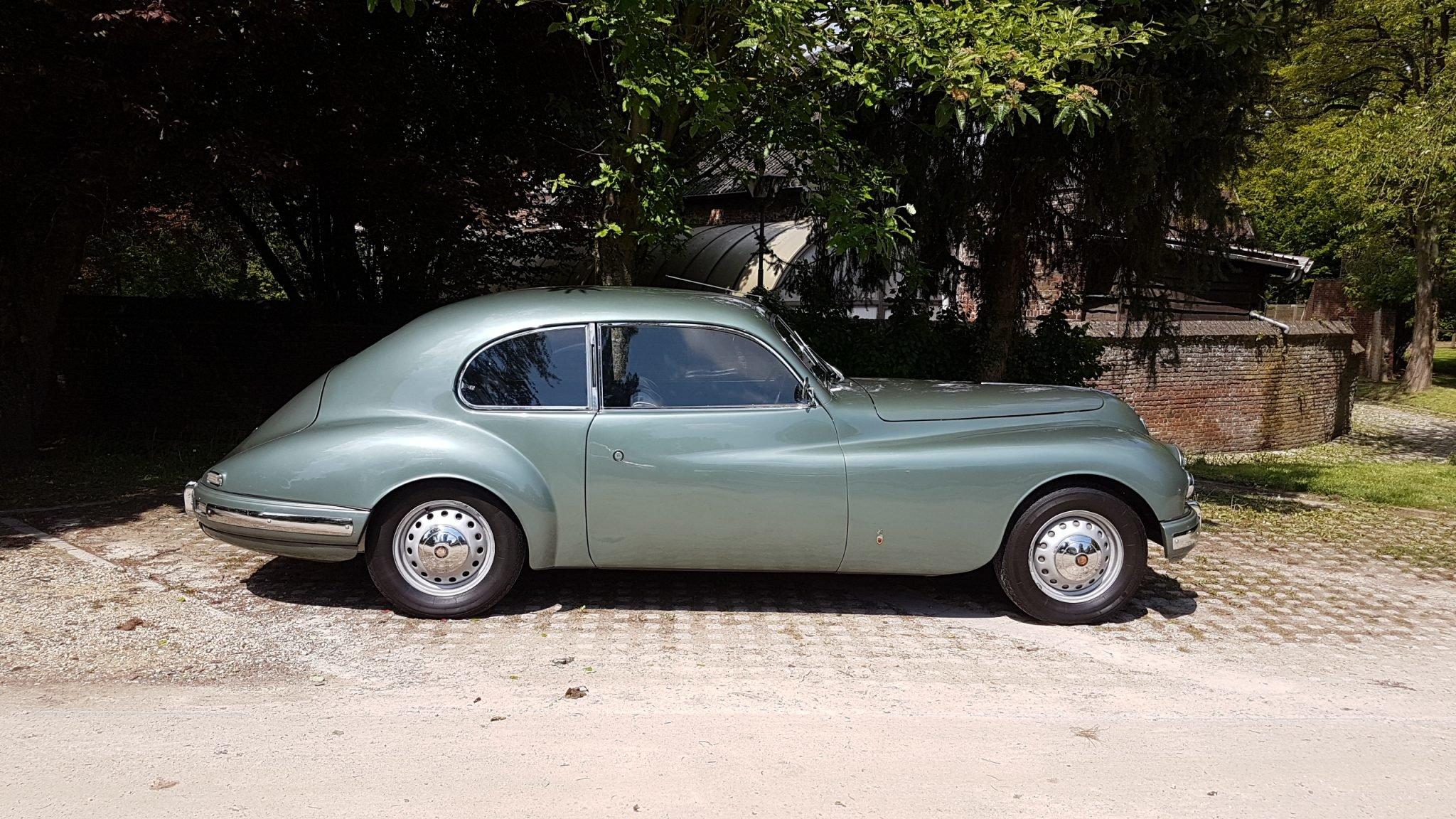 1950 Bristol 401 For Sale (picture 1 of 6)