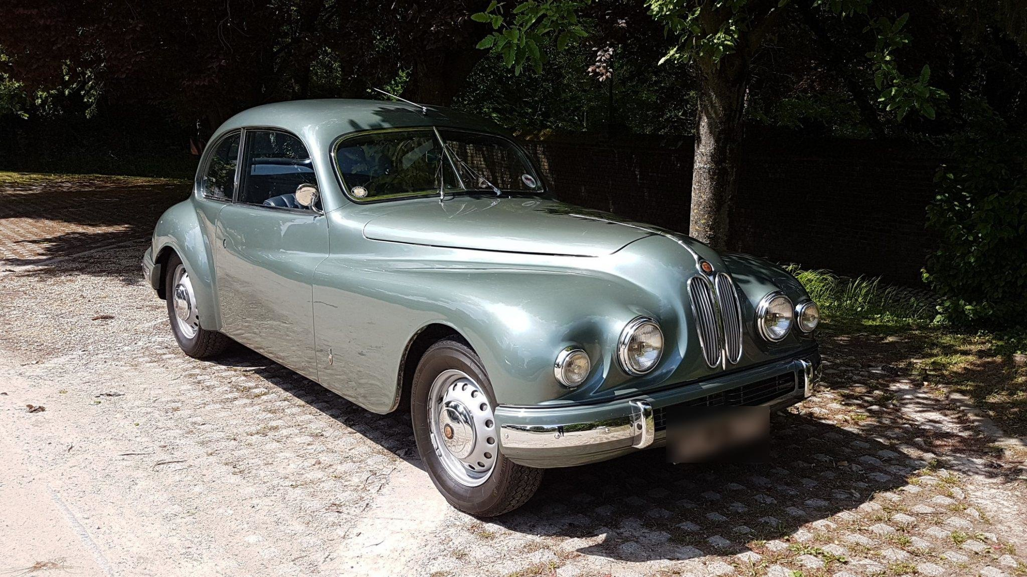 1950 Bristol 401 For Sale (picture 2 of 6)