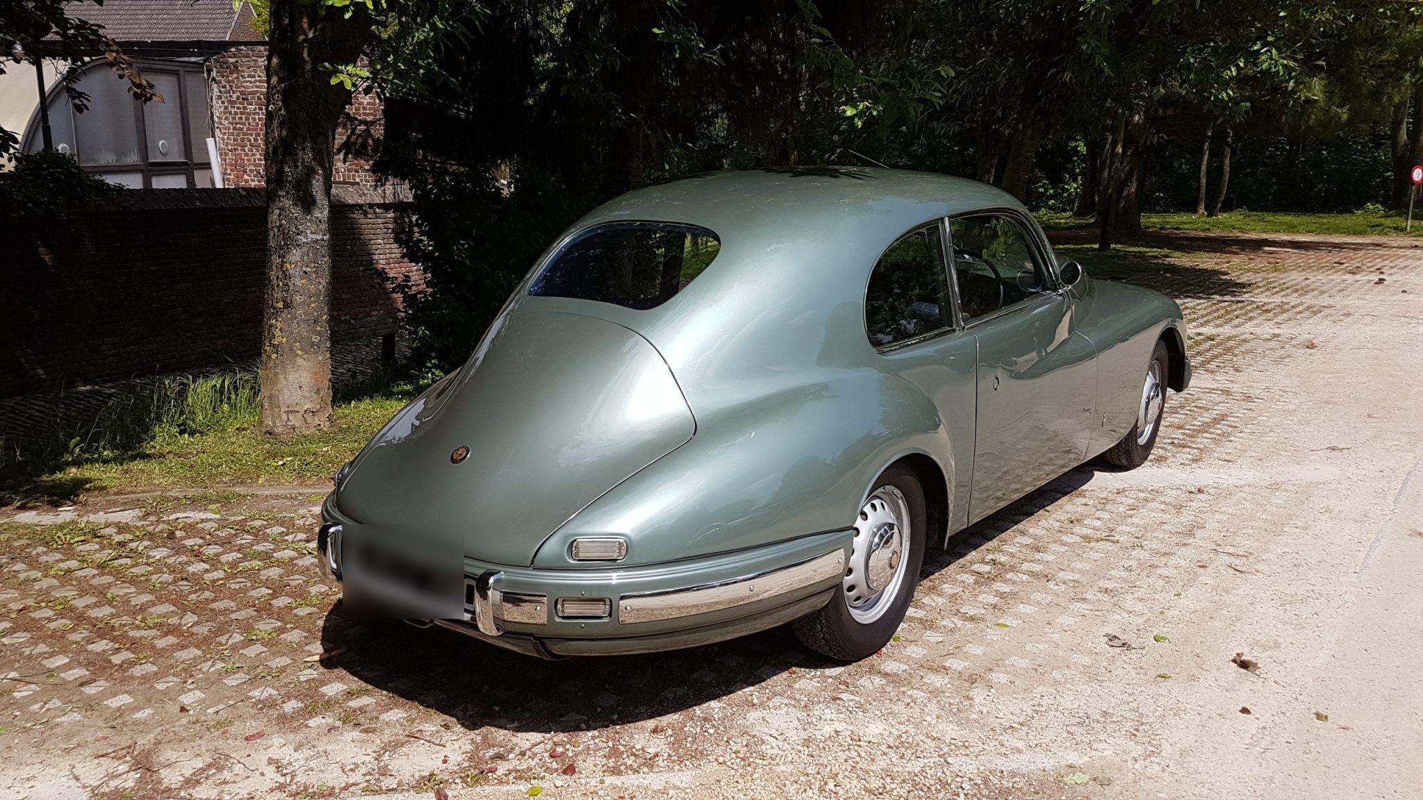 1950 Bristol 401 For Sale (picture 3 of 6)