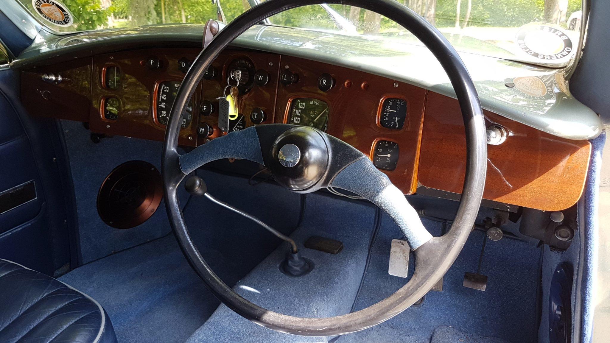 1950 Bristol 401 For Sale (picture 5 of 6)