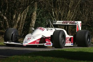 1988 F1 Arrows A-10B BMW A fabulous podium winning example SOLD