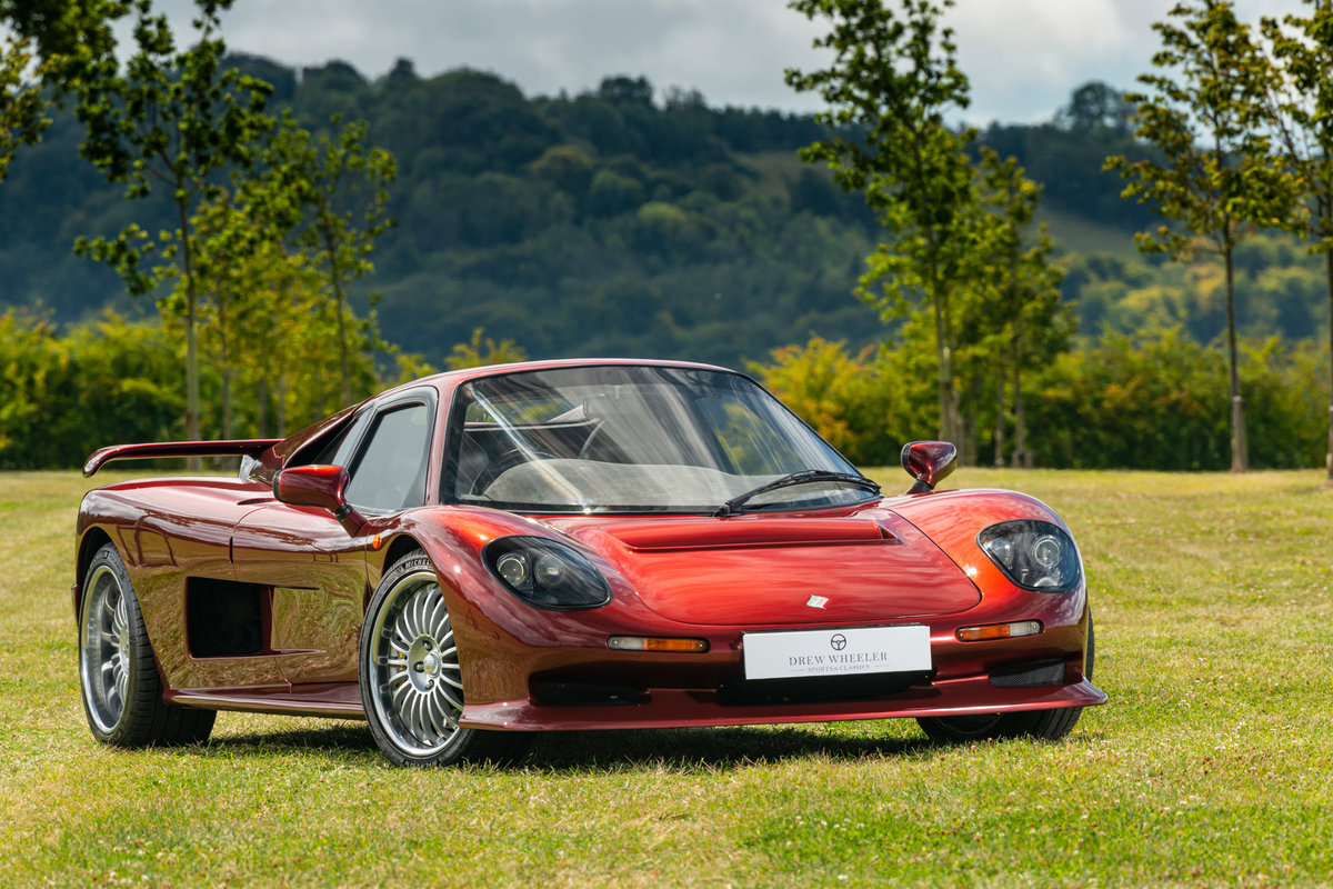 2004 Final Example Ascari Ecosse RHD For Sale (picture 1 of 6)