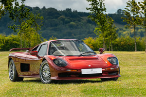 Final Example Ascari Ecosse RHD