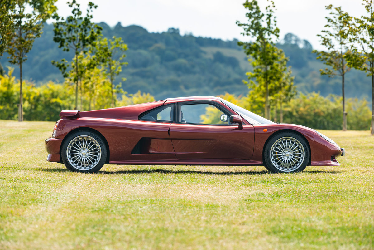 2004 Final Example Ascari Ecosse RHD For Sale (picture 3 of 6)