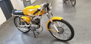 *REMAINS AVAILABLE - AUGUST AUCTION* 1966 Itom Aster 4M