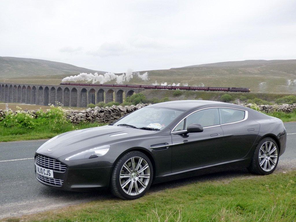 Aston Martin Rapide,26k miles, Rear Seat Ent