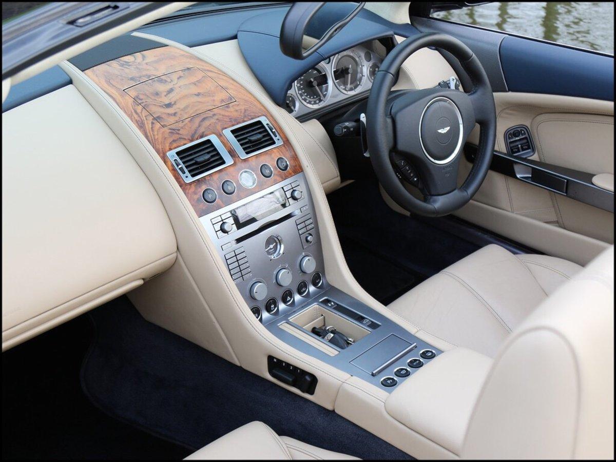 2007 Aston Martin DB9 Volante, 41k miles SOLD (picture 2 of 5)