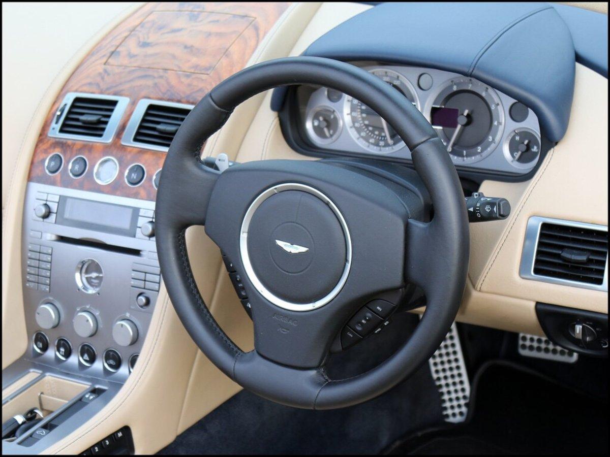 2007 Aston Martin DB9 Volante, 41k miles SOLD (picture 3 of 5)