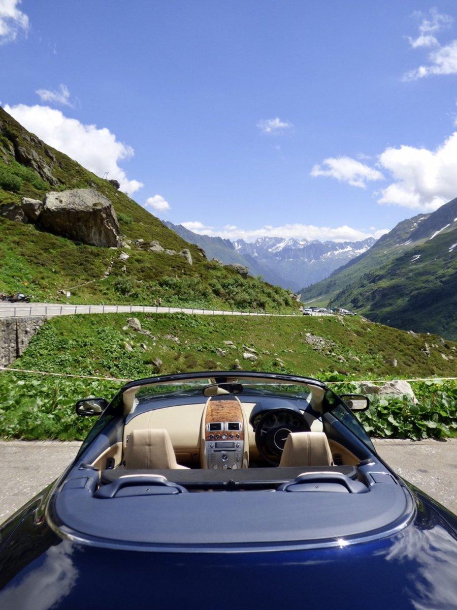 2007 Aston Martin DB9 Volante, 41k miles SOLD (picture 4 of 5)