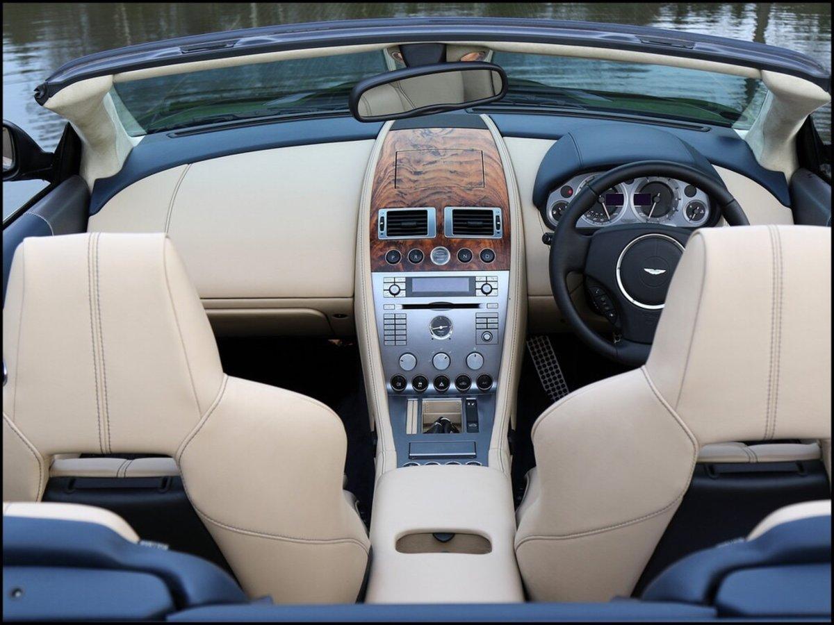 2007 Aston Martin DB9 Volante, 41k miles SOLD (picture 5 of 5)