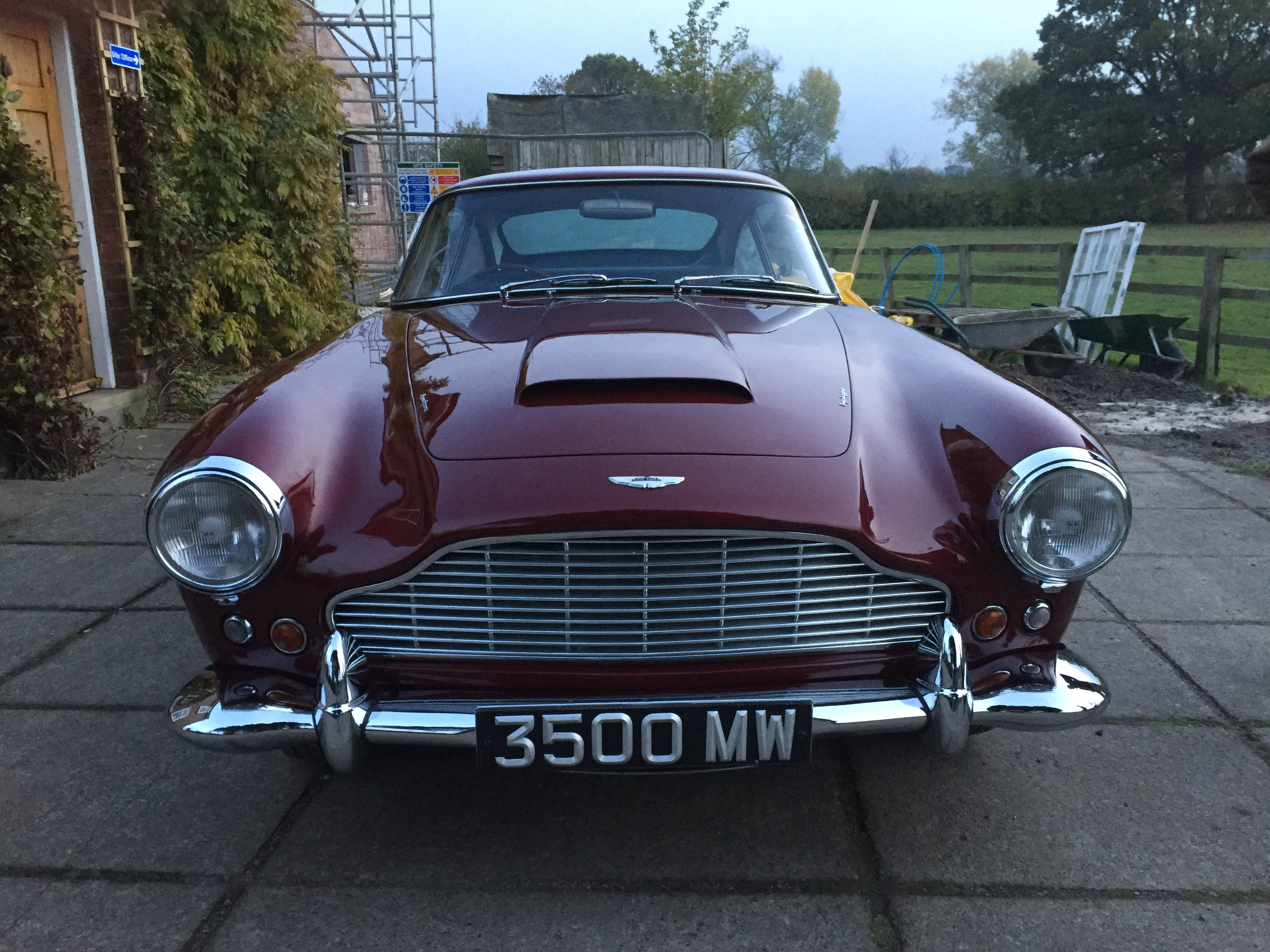 1962 Aston Martin DB4 Series 4 For Sale (picture 9 of 11)