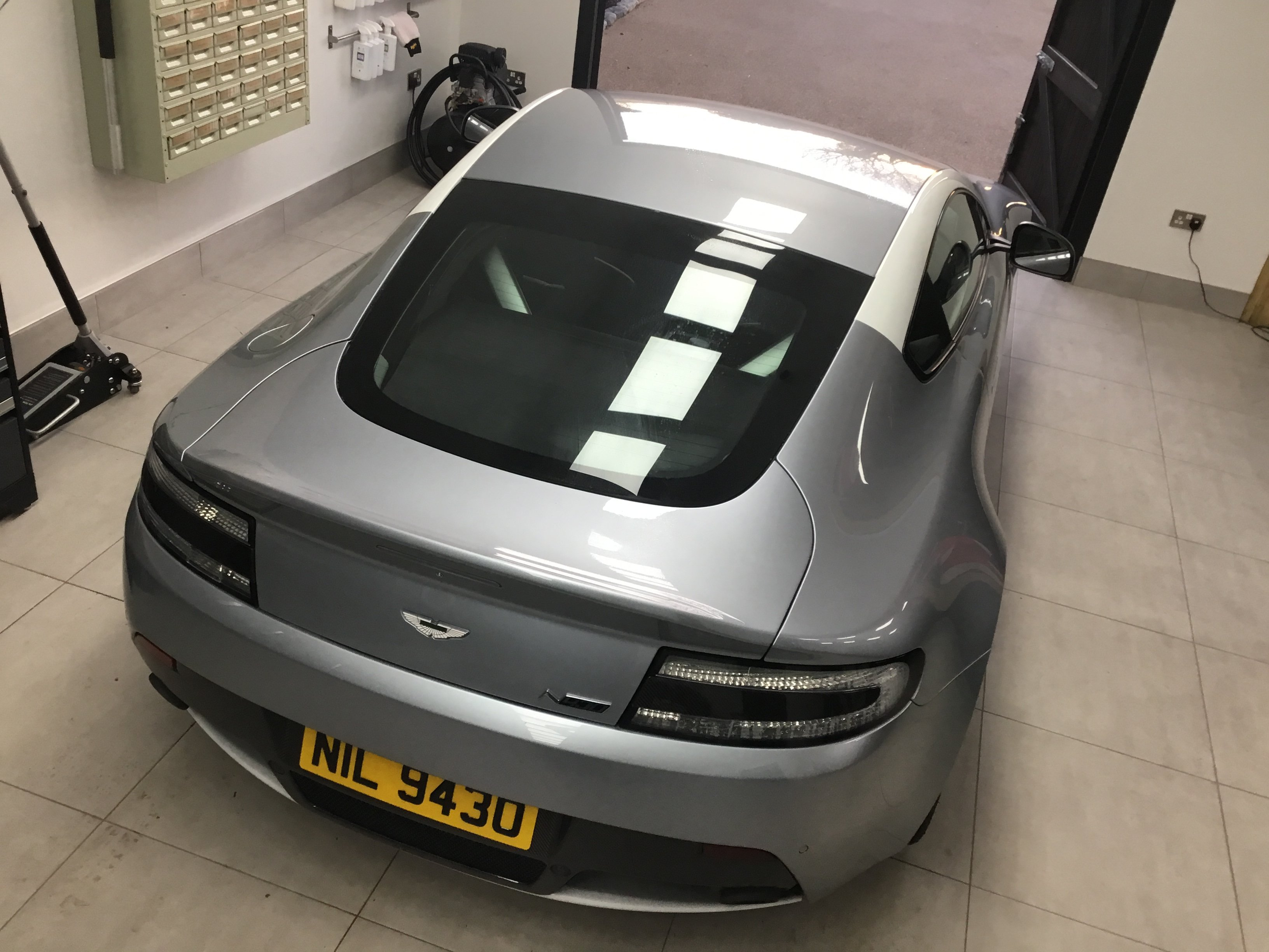 2014 Aston Martin V8 Vantage Manual N430 For Sale (picture 4 of 12)