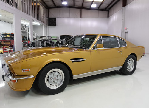 1979 Aston Martin V8 Vantage Flip Tail Coupe For Sale (picture 1 of 6)