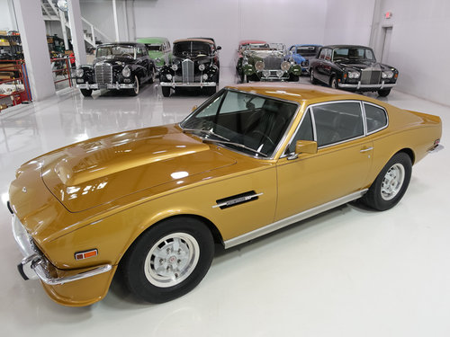 1979 Aston Martin V8 Vantage Flip Tail Coupe For Sale (picture 2 of 6)