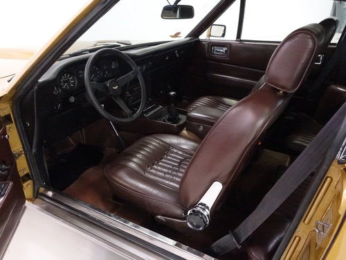 1979 Aston Martin V8 Vantage Flip Tail Coupe For Sale (picture 3 of 6)