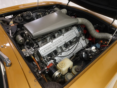 1979 Aston Martin V8 Vantage Flip Tail Coupe For Sale (picture 5 of 6)
