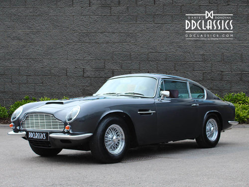 1970 Aston Martin DB6 Mark 2 SOLD (picture 1 of 6)