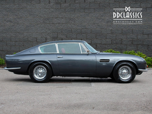 1970 Aston Martin DB6 Mark 2 SOLD (picture 2 of 6)