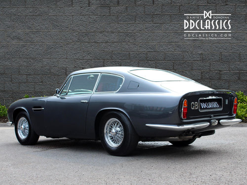 1970 Aston Martin DB6 Mark 2 SOLD (picture 3 of 6)