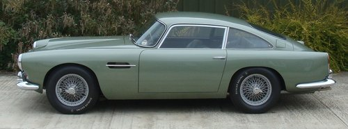 1960 Aston Martin DB4 Series 11 (Vantage Specification) For Sale (picture 3 of 6)