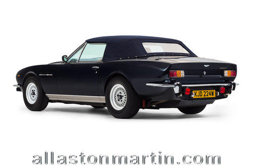 1981 Beautifully presented Aston Martin V8 Volante Series I  For Sale (picture 3 of 6)