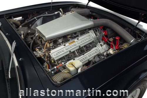 1981 Beautifully presented Aston Martin V8 Volante Series I  For Sale (picture 5 of 6)