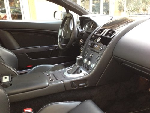 2006 – Aston Martin – V8 Vantage - Manual For Sale (picture 4 of 6)