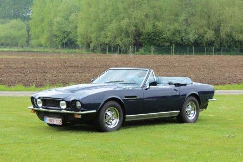 Aston Martin V8 Volante LHD - 1980 For Sale (picture 1 of 6)