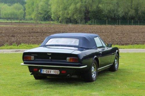 Aston Martin V8 Volante LHD - 1980 For Sale (picture 2 of 6)