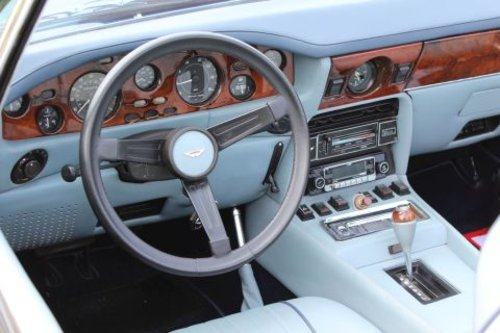 Aston Martin V8 Volante LHD - 1980 For Sale (picture 3 of 6)
