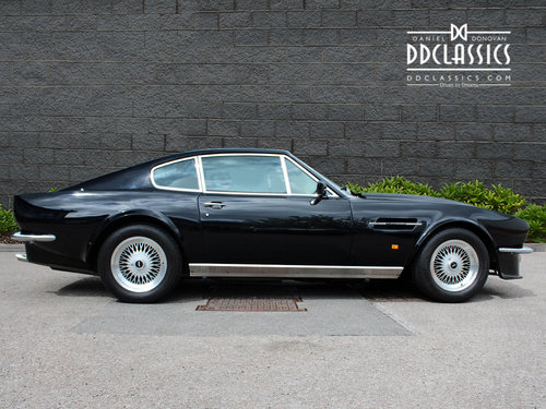 1988 Aston Martin V8 Vantage X Pack Coupe (RHD)  For Sale (picture 2 of 6)