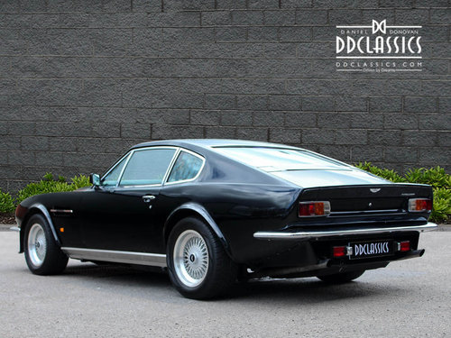 1988 Aston Martin V8 Vantage X Pack Coupe (RHD)  For Sale (picture 3 of 6)