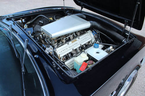 1988 Aston Martin V8 Vantage X Pack Coupe (RHD)  For Sale (picture 6 of 6)