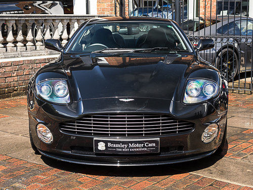 2006 Aston Martin Vanquish S For Sale (picture 2 of 6)