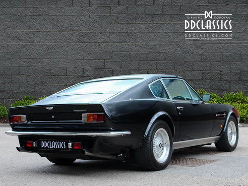 1988 Aston Martin V8 Vantage X Pack Coupe (RHD)  For Sale (picture 4 of 6)