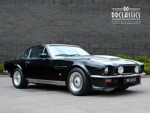 1988 Aston Martin V8 Vantage X Pack Coupe (RHD)  For Sale (picture 5 of 6)