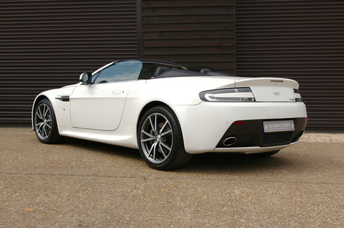 2014 Aston Martin Vantage 4.7 V8 Roadster Auto (29,234miles) SOLD (picture 3 of 6)