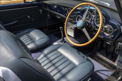 1963 Aston Martin DB4 Series V (SS) Vantage Convertible SOLD (picture 3 of 6)