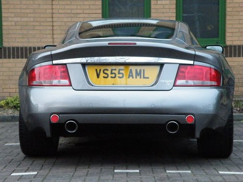 2005 Vanquish S. 28,000 Miles. Full Aston Martin Service History For Sale (picture 3 of 6)