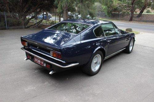 1983 Aston Martin V8 Vantage For Sale (picture 4 of 6)