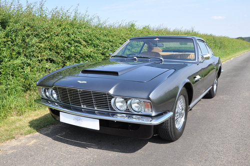 Fully Restored 1970 Aston Martin DBS-6 Manual (Vantage spec) For Sale (picture 1 of 6)