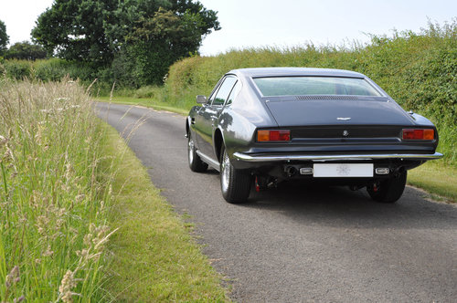 Fully Restored 1970 Aston Martin DBS-6 Manual (Vantage spec) For Sale (picture 3 of 6)